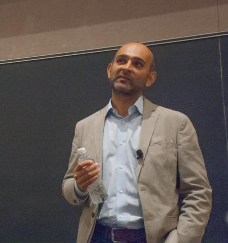 Mohsin Hamid Keynote and Book Signing