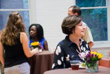 2017, Bruce Whitehouse, Global, Global Commons, Global Studies, Global Studies Welcome Event, John Savage, Marie-Helene Chabut, Studies, williams hall